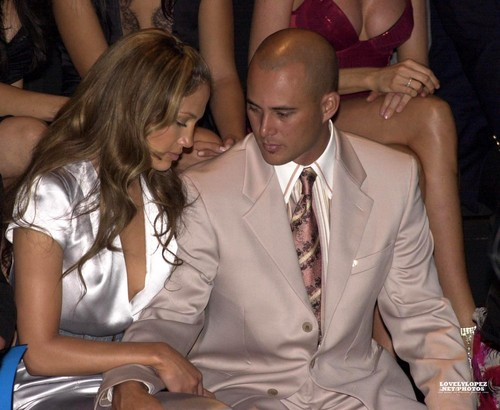 Versace party 2001
