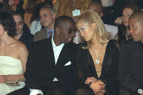 Versace show 2000