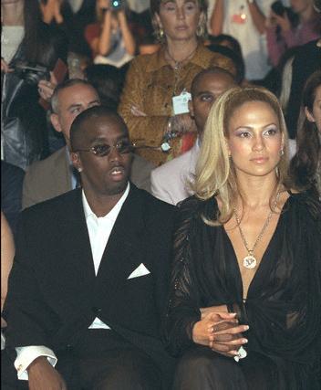 Versace Zeigen 2000