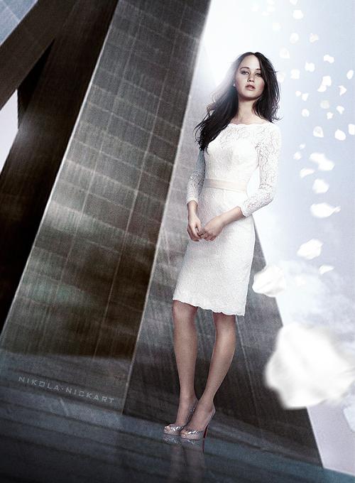 Victory Tour - Katniss Everdeen