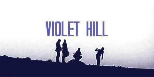 фиолетовый холм, хилл