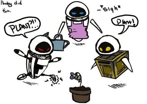 Wall-es Kids