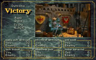 Warcraft: Orcs & Humans screenshot