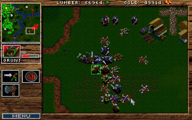 Warcraft Orcs Humans Screenshot Warcraft Photo 33708249 Fanpop