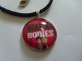 Warm Bodies halsketting, ketting on ebay :)