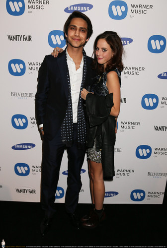 Warner Музыка Group Post BRIT Party (February 20, 2013)