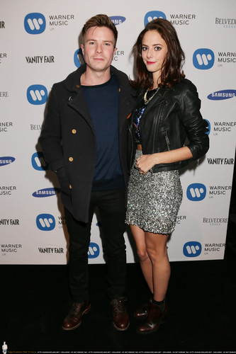 Warner Music Group Post BRIT Party (February 20, 2013)