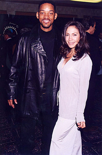 Will Smith & Jennifer Lopez 1996