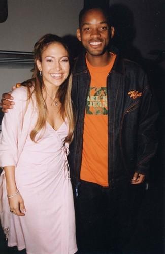 Will Smith & Jennifer Lopez 2000