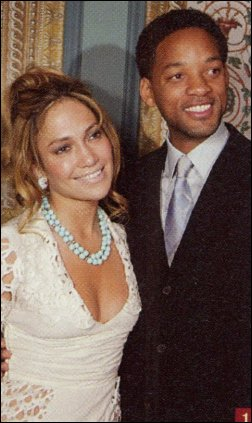 Will Smith & Jennifer Lopez 2002