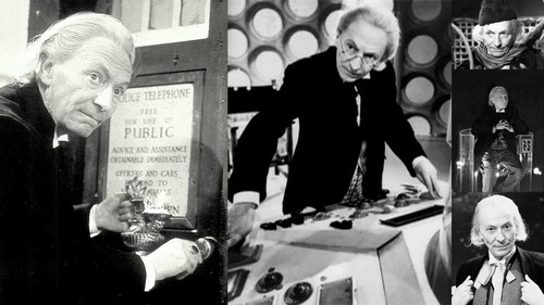 William Hartnell--The First Doctor