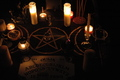 Altar - paganism photo