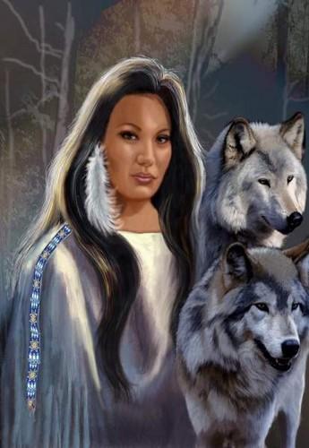 狼, オオカミ Maiden