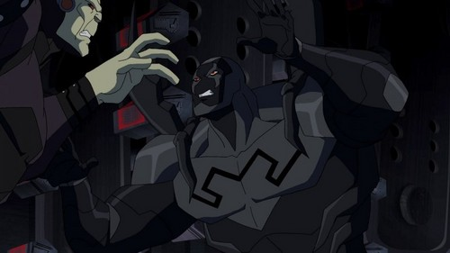 "Young Justice Epiosde 44 ""Intervention"""