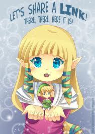 """Zelda's """"Link"""""""