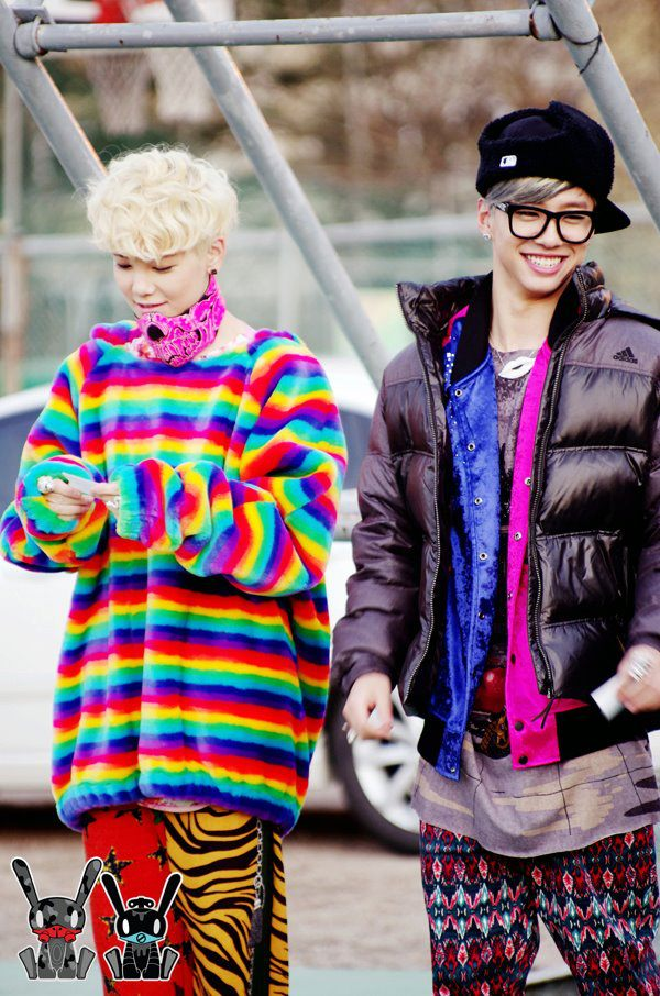 Zelo and BAng! ♥