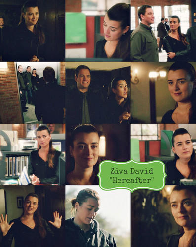 "Ziva David ""Hereafter"""