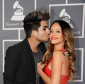adam&rihanna - adam-lambert fan art