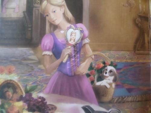 barbie- diamond castle