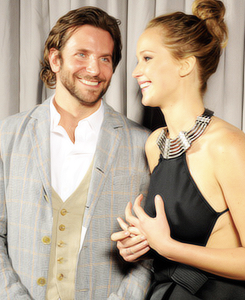 Bradley Cooper wallpaper called bradley cooper & jennifer lawrence