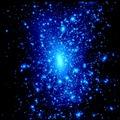 dark matter - stars photo