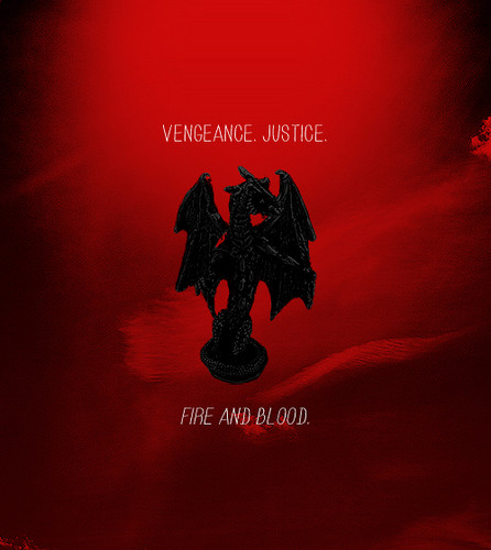 Vengeance. Justice. api and blood