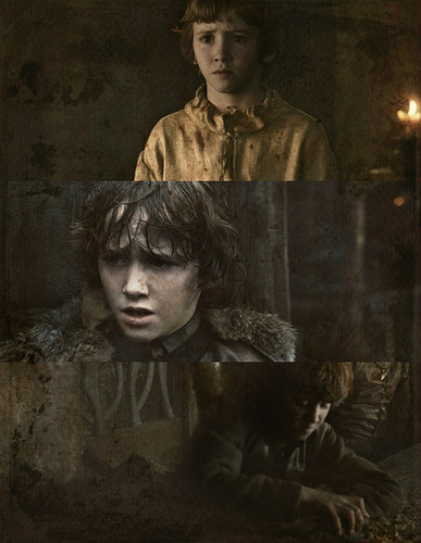 Rickon Stark - game-of-thrones Fan Art