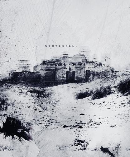 왕좌의 게임 바탕화면 titled Winterfell