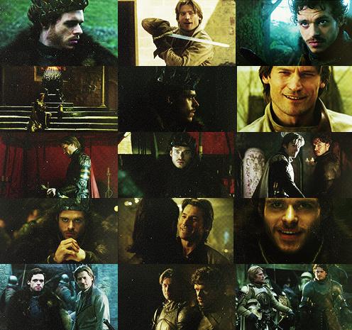 Jaime Lannister & Robb Stark