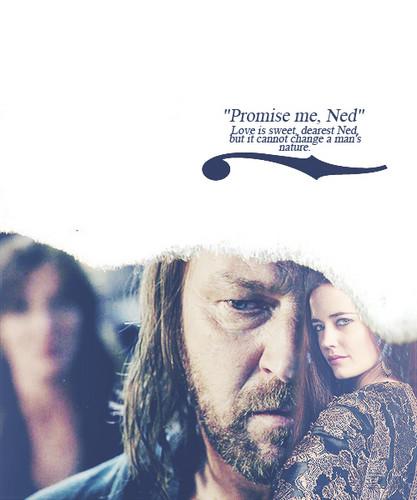 Ned & Lyanna Stark