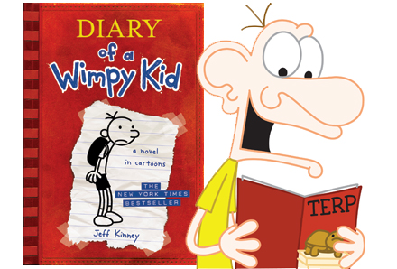 Diary of a wimpy kid first book characters