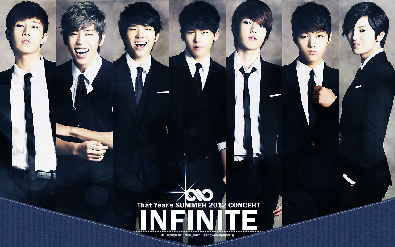 infinite  Infinite 인피니트 Wallpaper 33719708  Fanpop