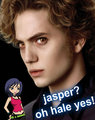 jasper hale - twilight-movie fan art