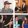 joshifer being adorable - jennifer-lawrence-and-josh-hutcherson photo