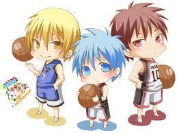 kuroko no basket chibi
