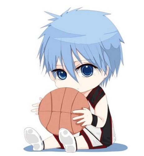 kuroko no basket Чиби