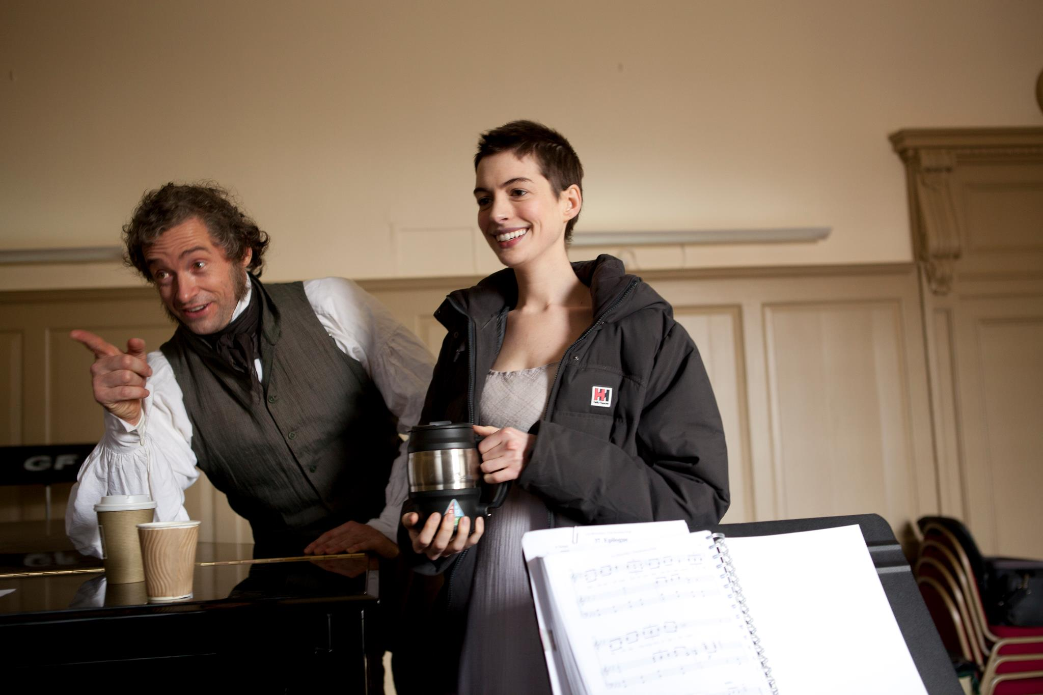 Les Miserables Behind the Scenes