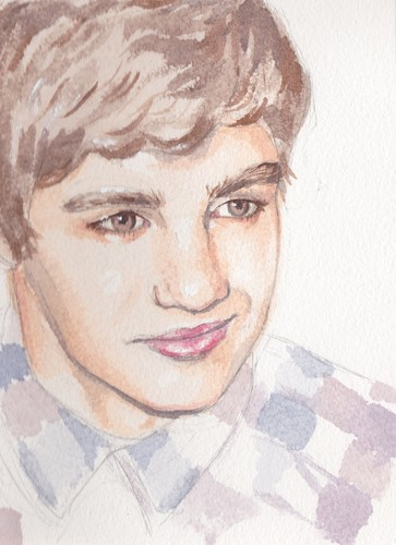liam payne fan art