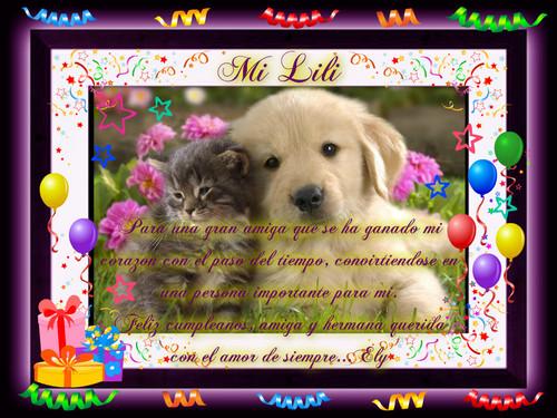lili birthday