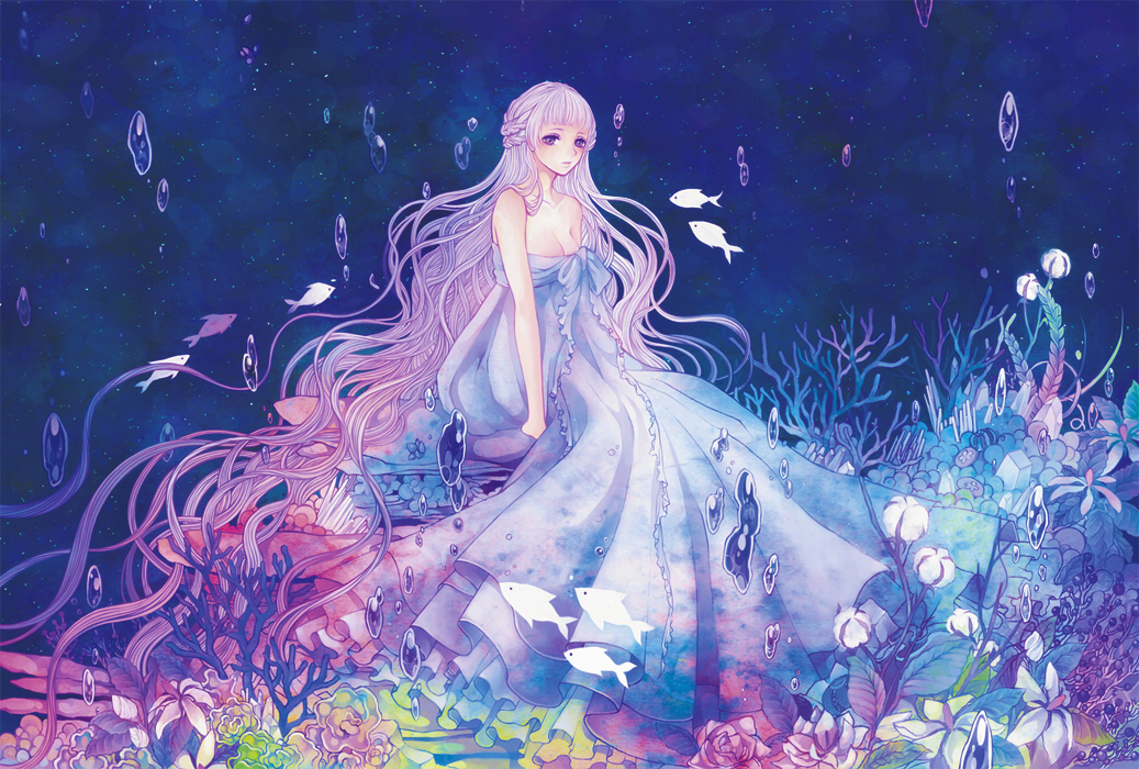 Msyugioh123 Images Mermaid Anime HD Wallpaper And