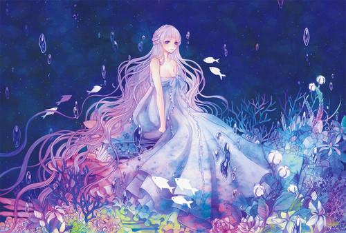 msyugioh123 wallpaper entitled mermaid anime