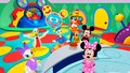 disney - mickey mouse and friends wallpaper