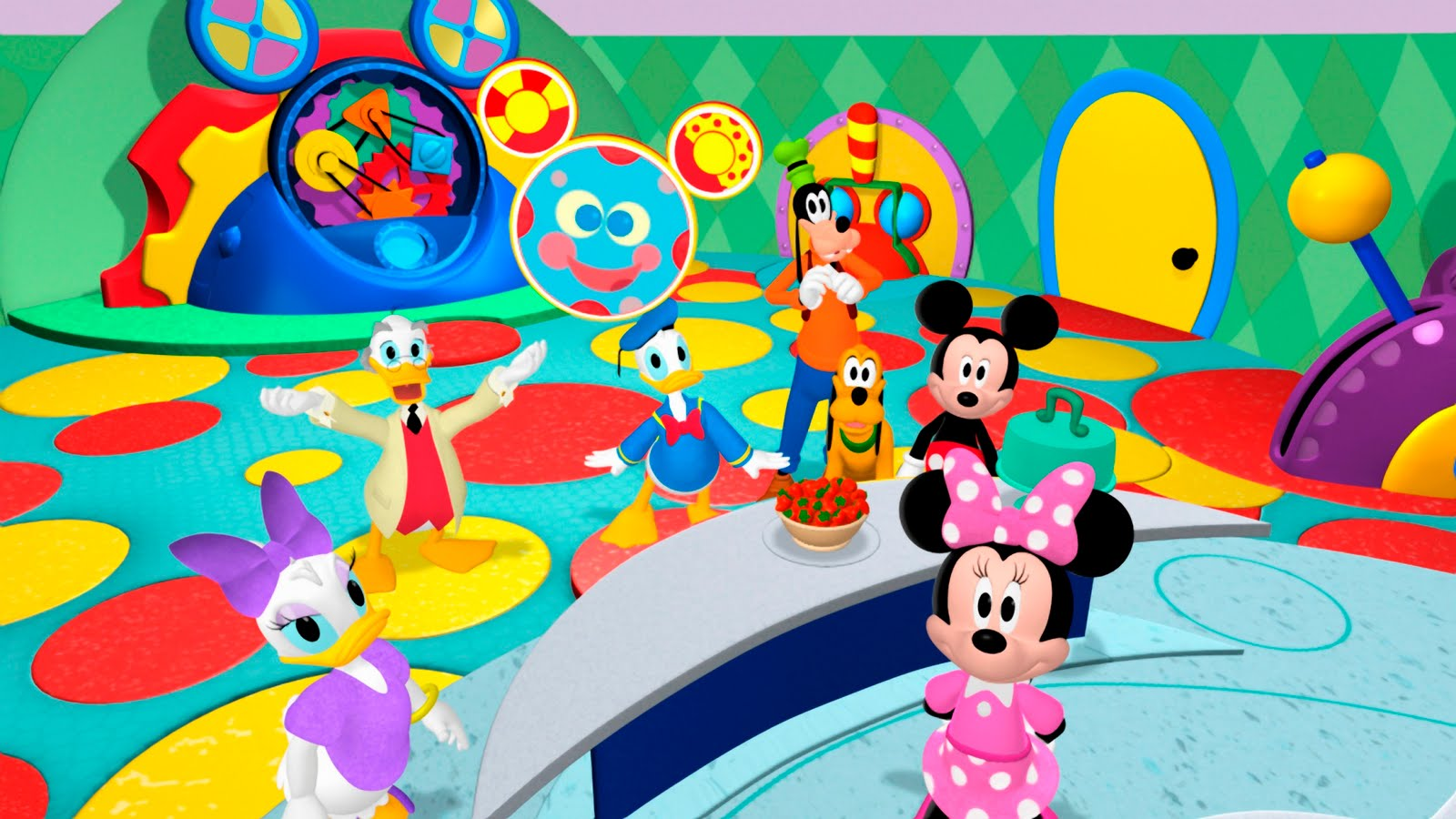 Mickey Mouse And Friends Disney Wallpaper 33738617