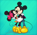minnielove - mickey-and-minnie photo