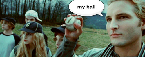 The Cullens দেওয়ালপত্র titled my ball