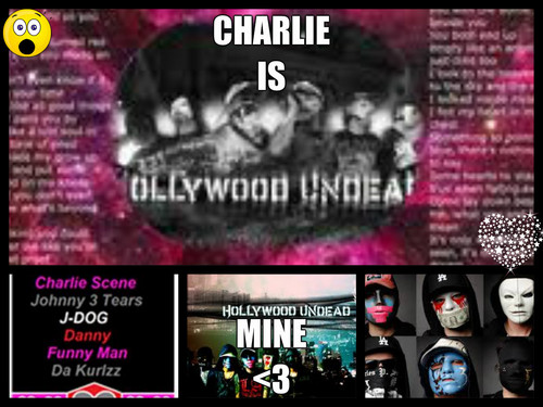 Hollywood Undead hình nền possibly containing anime entitled my pic