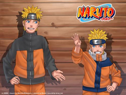 나루토 (12) and 나루토 (16)