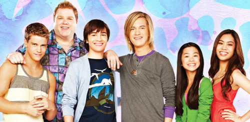 nickelodeon series