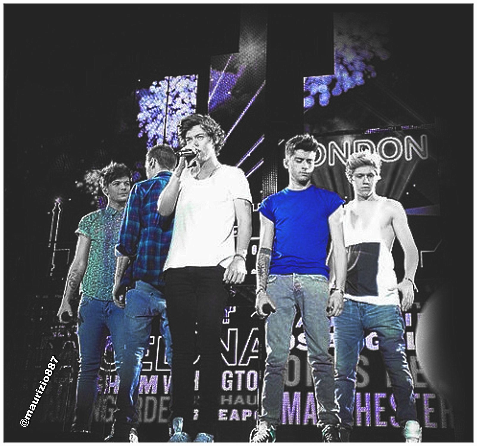 one direction, 2013