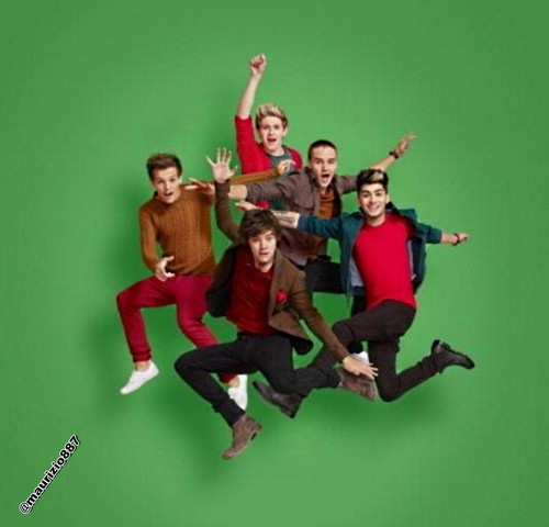one direction,PARADE photoshoot